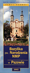Porwoł P., 2003r., Bazylika pw. Narodzenia NMP w Pszowie, Wodzisław Śl.