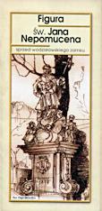 Figura św. Jana Nepomucena sprzed wodzisławskiego zamku
